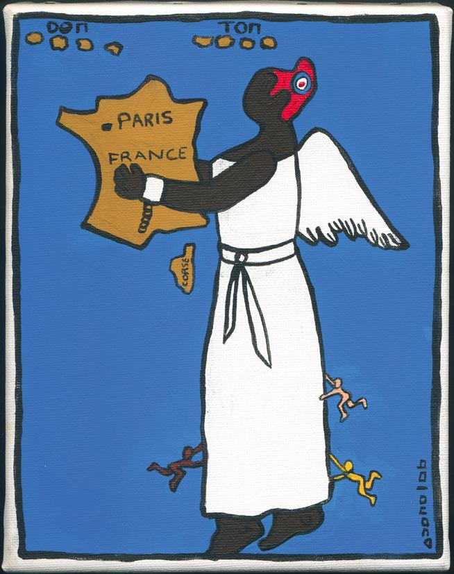 Marianne et la France