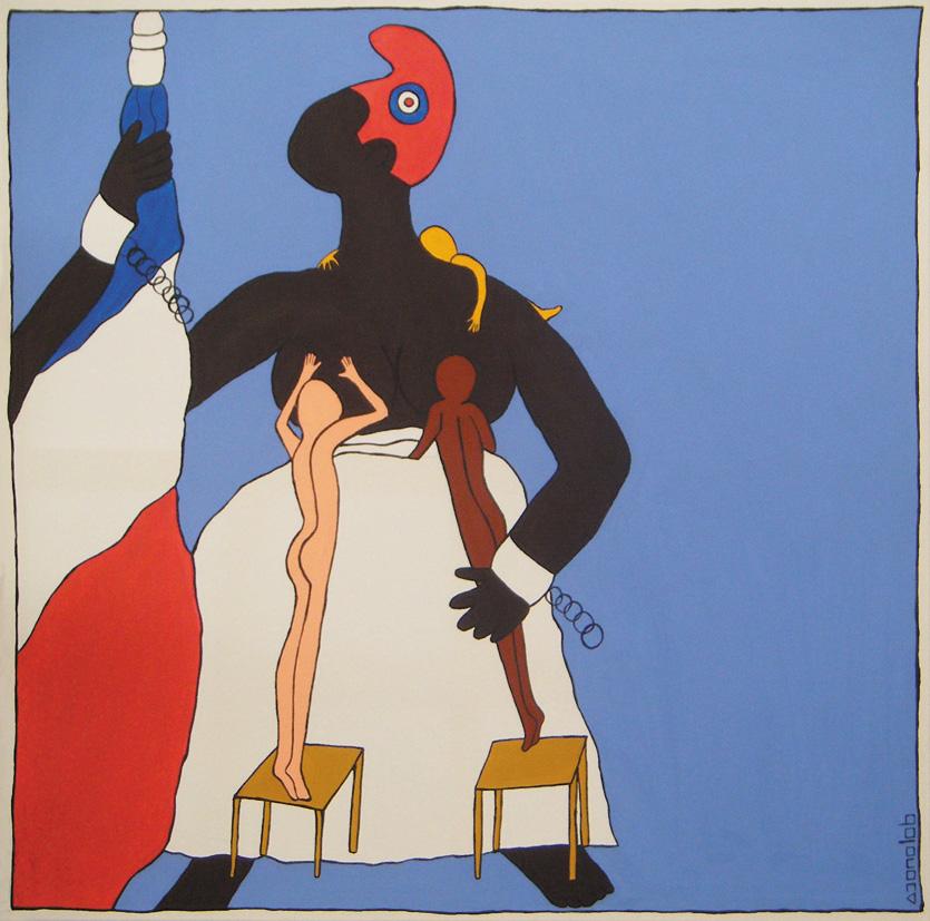 Marianne ou la France dans sa diversité