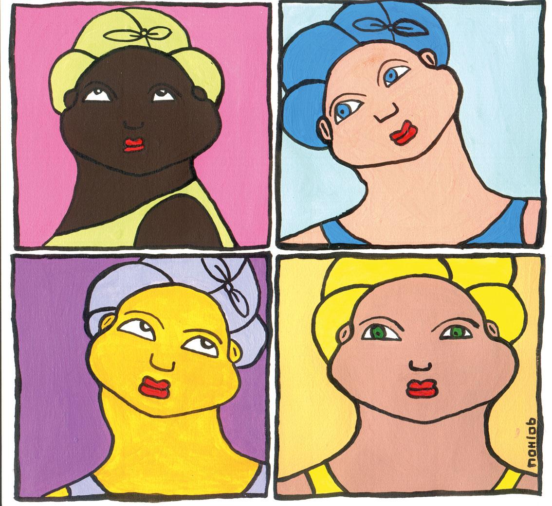Femmes de la diversité