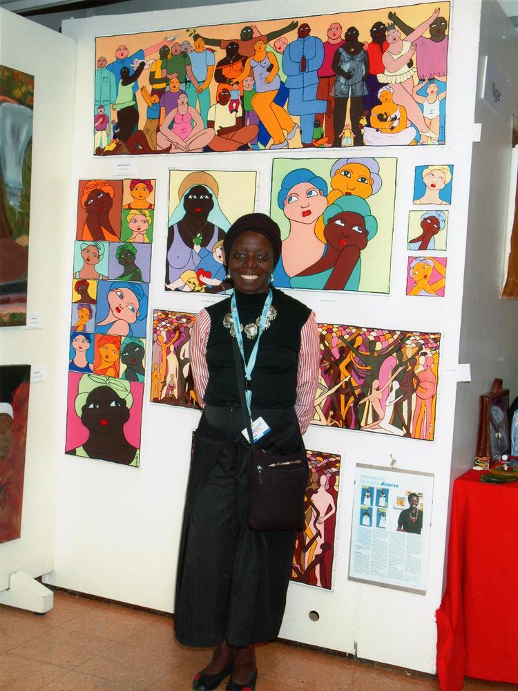 Semaine Africaine de L'UNESCO – 2008