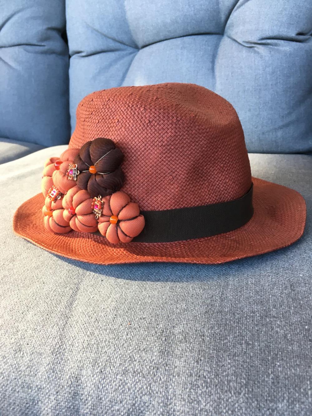 Chapeau pour tête bien faite